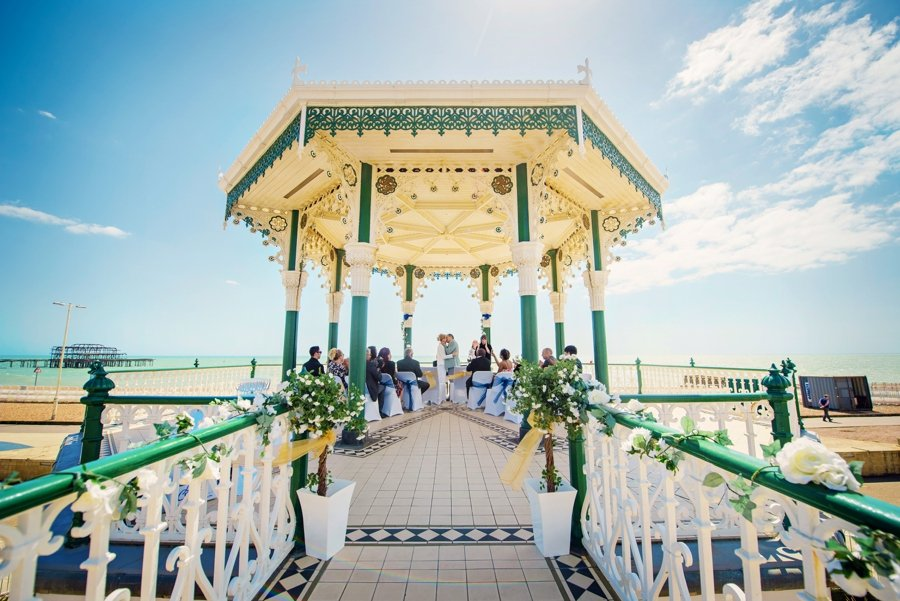 Brighton Wedding Photographer - GK Photography