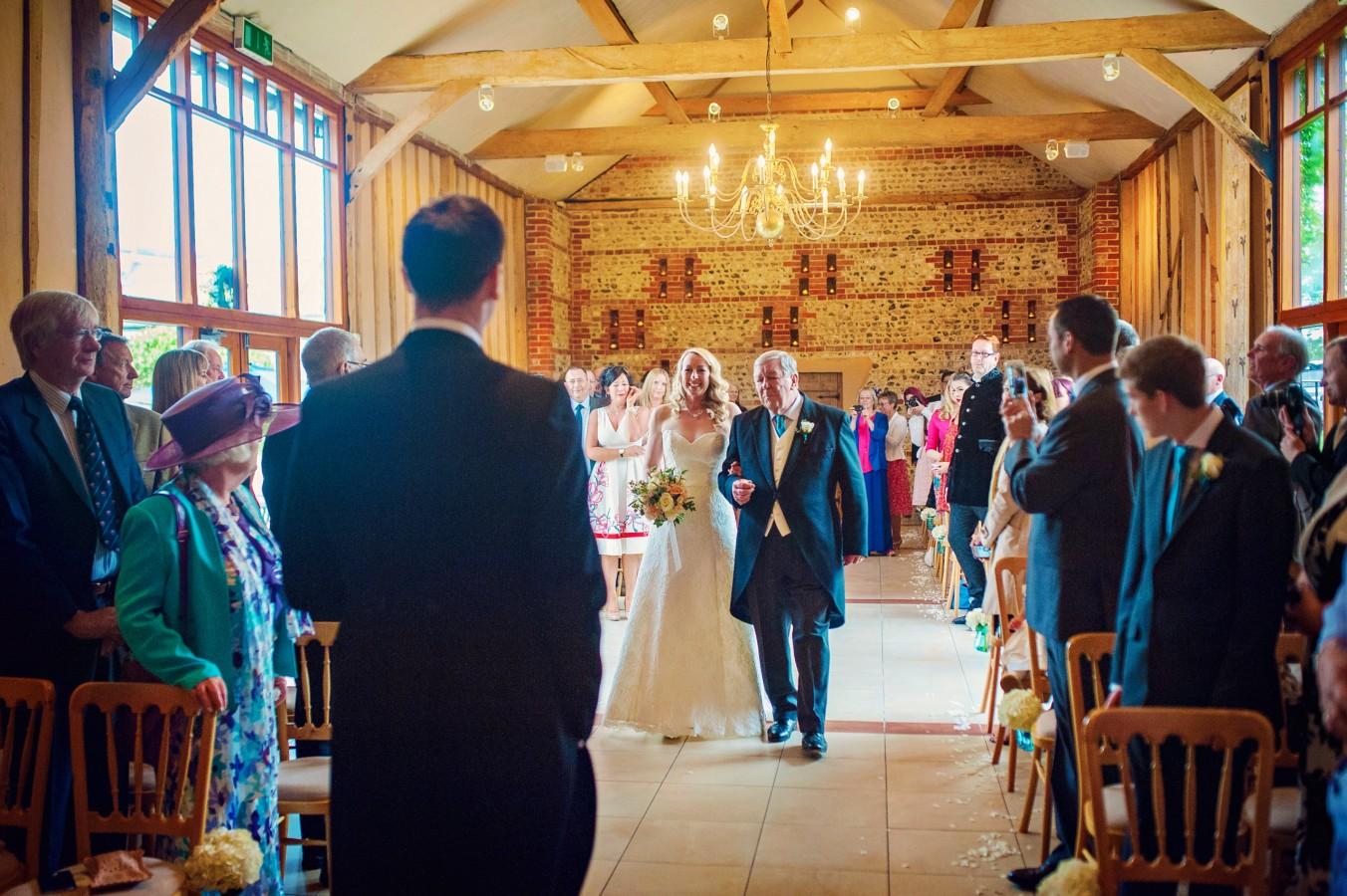 Hampshire Wedding Photographer - GK Photography-30