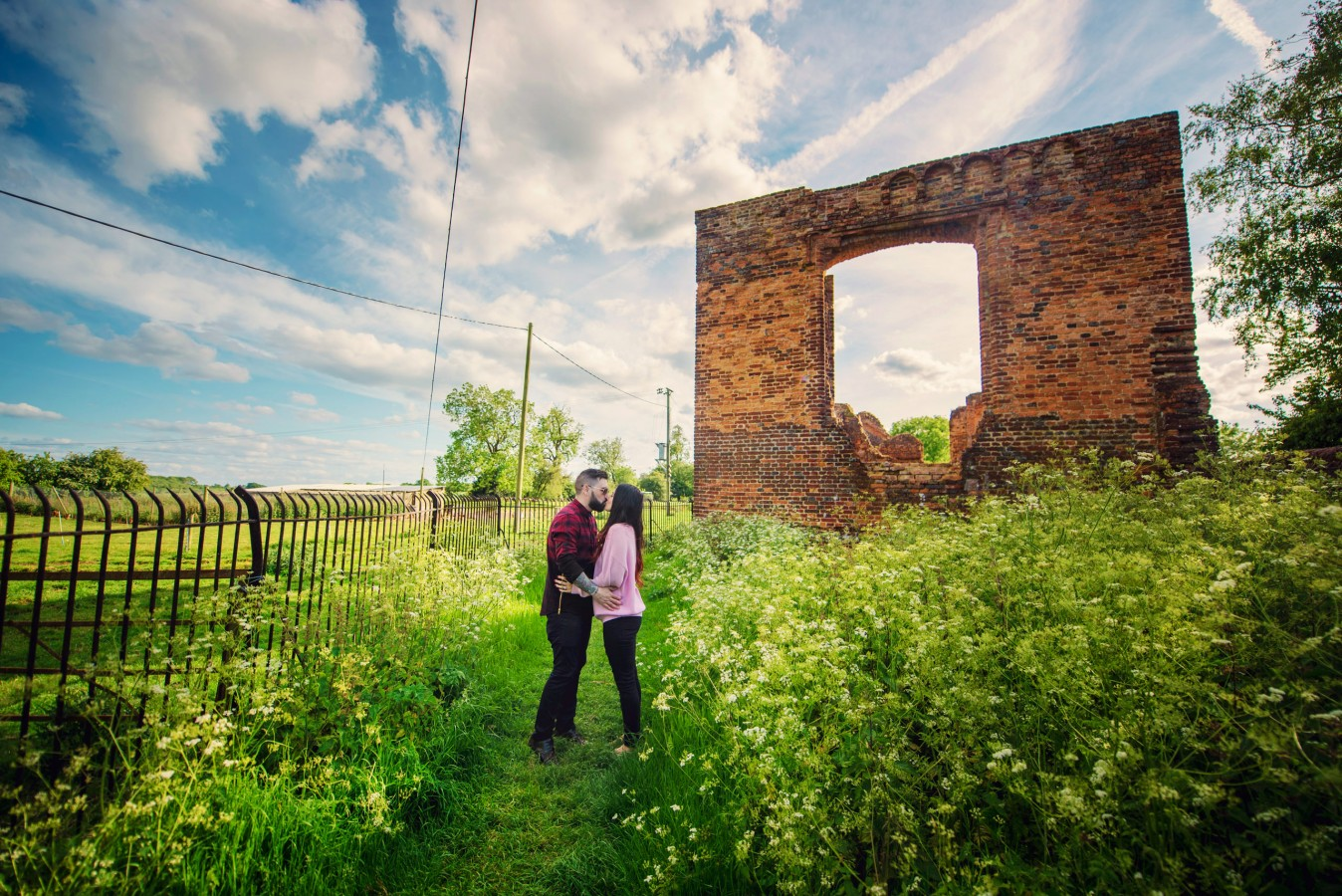 Hampshire Wedding Photographer - GK Photography-89