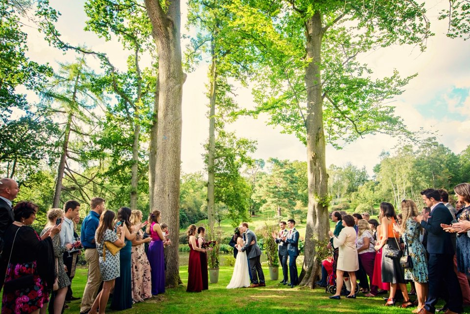 Hyde Estate Wedding Photographer - GK Photography
