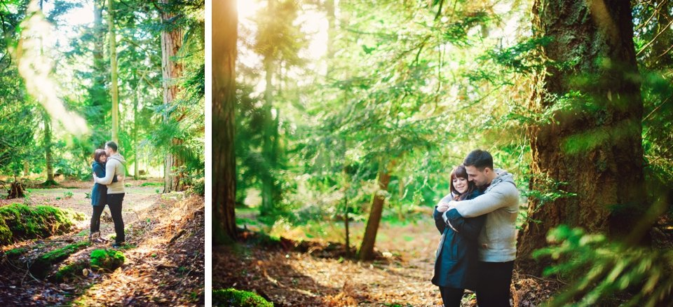 New Forest Wedding Photographer Engagement Session - GK Photography_0003