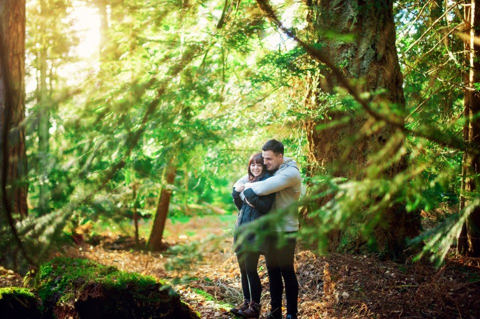 New Forest Wedding Photographer Engagement Session - GK Photography_0004