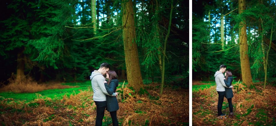 New Forest Wedding Photographer Engagement Session - GK Photography_0009