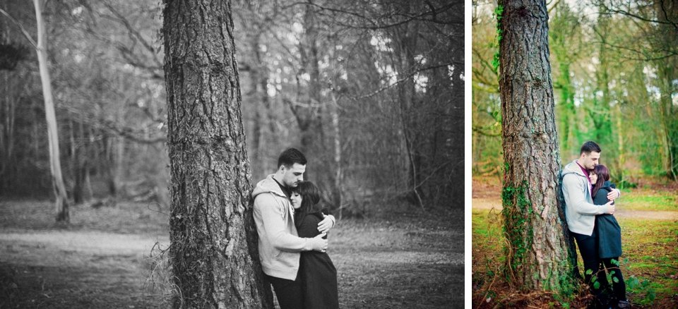 New Forest Wedding Photographer Engagement Session - GK Photography_0019