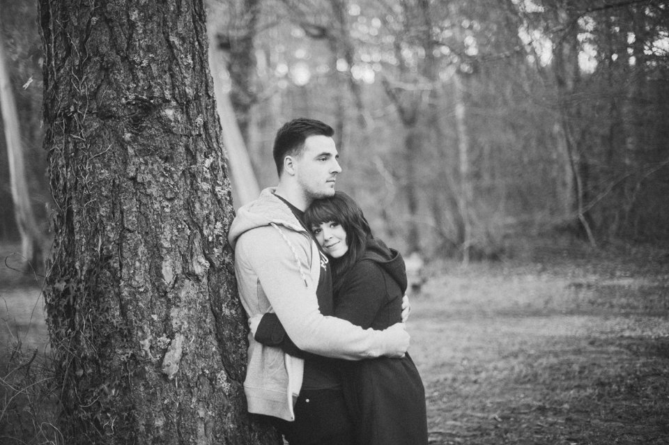 New Forest Wedding Photographer Engagement Session - GK Photography_0020