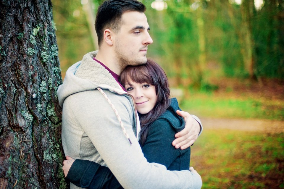 New Forest Wedding Photographer Engagement Session - GK Photography_0021
