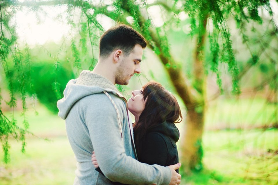 New Forest Wedding Photographer Engagement Session - GK Photography_0022