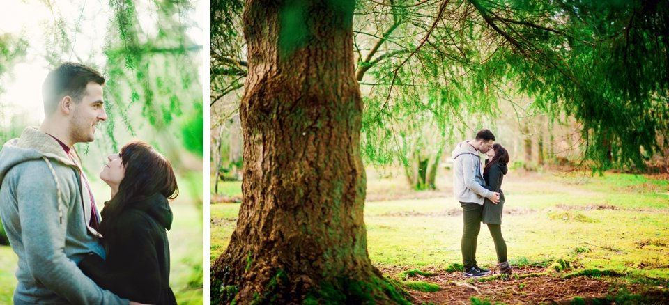 New Forest Wedding Photographer Engagement Session - GK Photography_0023