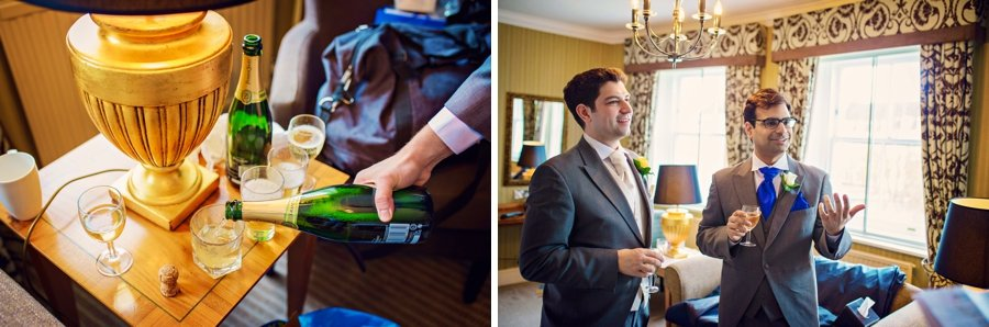 Pembroke Lodge Wedding Photographer London - Alex and Kathleen -GK Photography-007