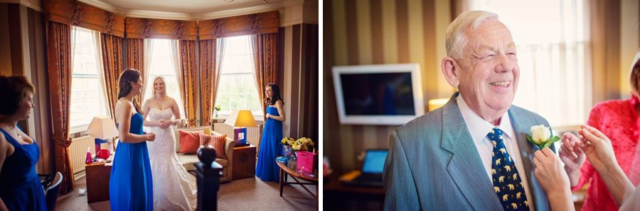Pembroke Lodge Wedding Photographer London - Alex and Kathleen -GK Photography-016