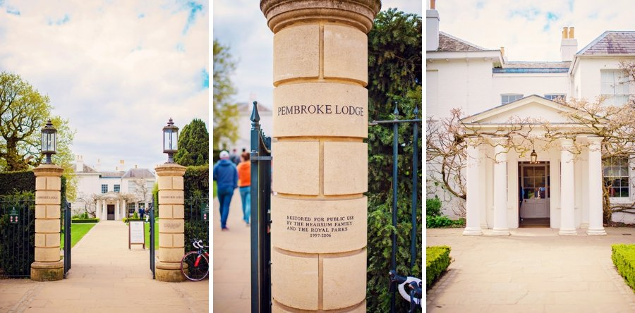 Pembroke Lodge Wedding Photographer London - Alex and Kathleen -GK Photography-019