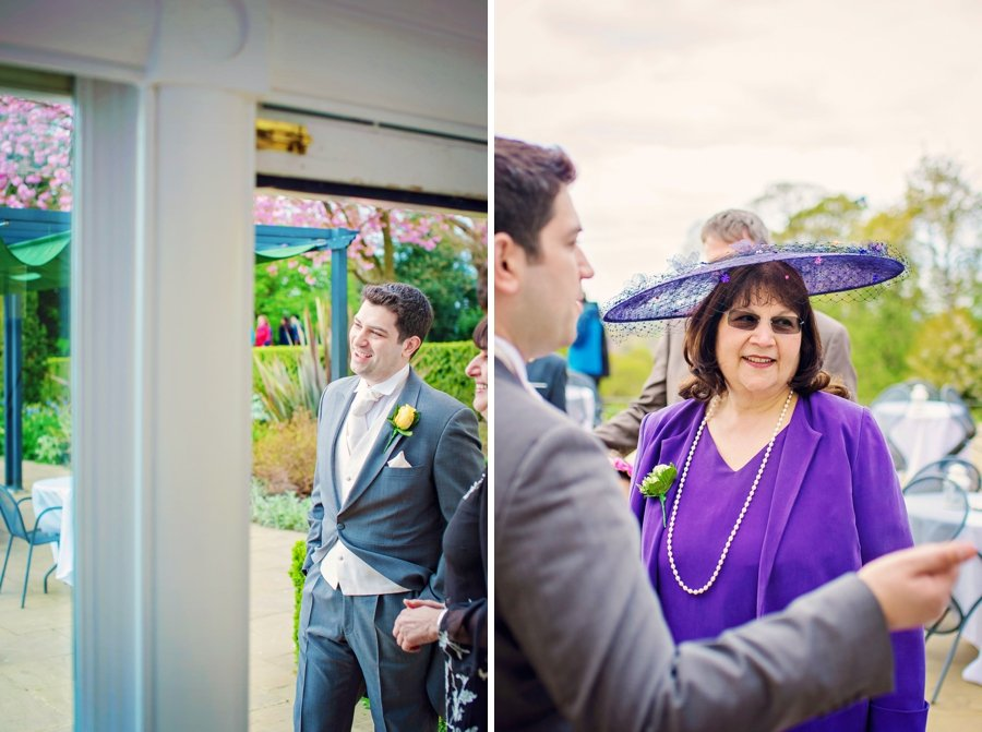 Pembroke Lodge Wedding Photographer London - Alex and Kathleen -GK Photography-022