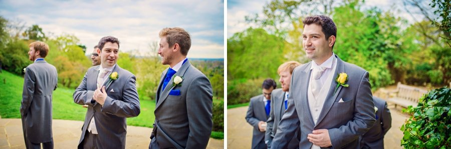 Pembroke Lodge Wedding Photographer London - Alex and Kathleen -GK Photography-024