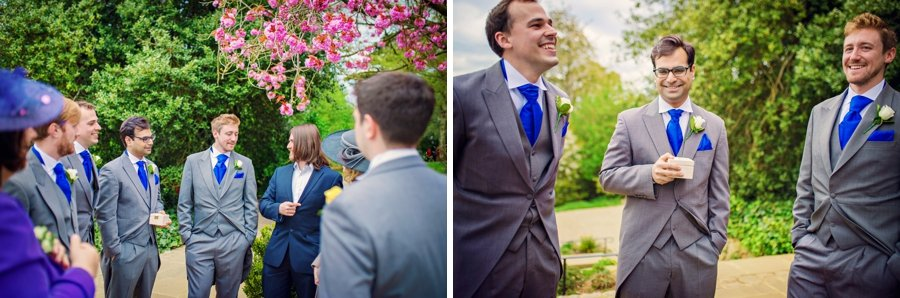 Pembroke Lodge Wedding Photographer London - Alex and Kathleen -GK Photography-025
