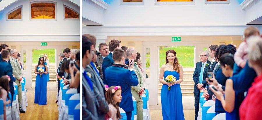 Pembroke Lodge Wedding Photographer London - Alex and Kathleen -GK Photography-031