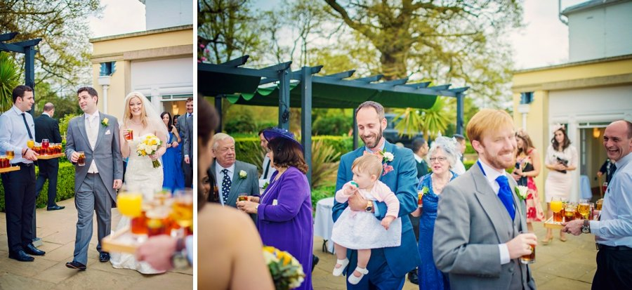 Pembroke Lodge Wedding Photographer London - Alex and Kathleen -GK Photography-042