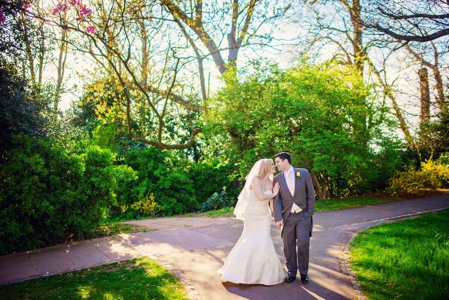 Pembroke Lodge Wedding Photographer London - Alex and Kathleen -GK Photography-064