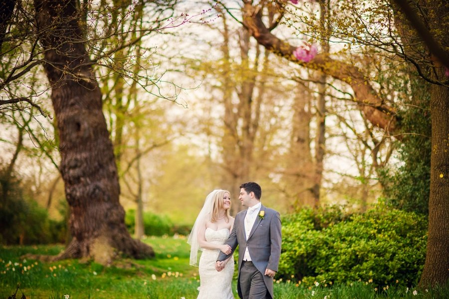 Pembroke Lodge Wedding Photographer London - Alex and Kathleen -GK Photography-074