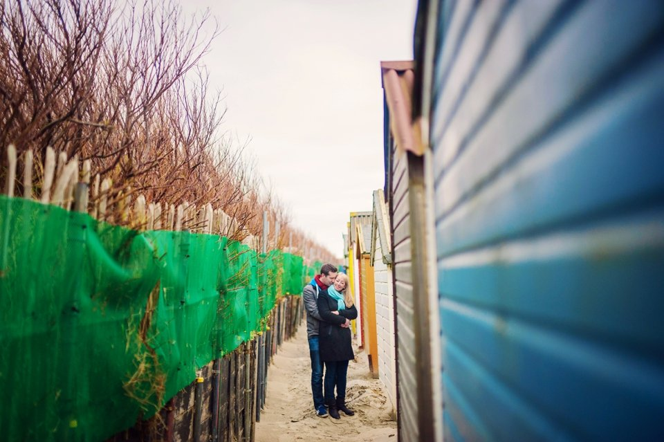 West Wittering Engagement Photography
