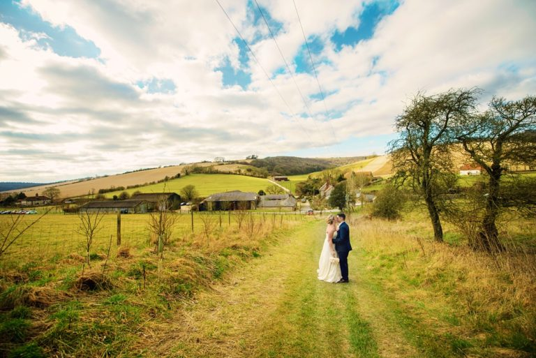 Upwaltham Barns Wedding Photographer - GK Photography