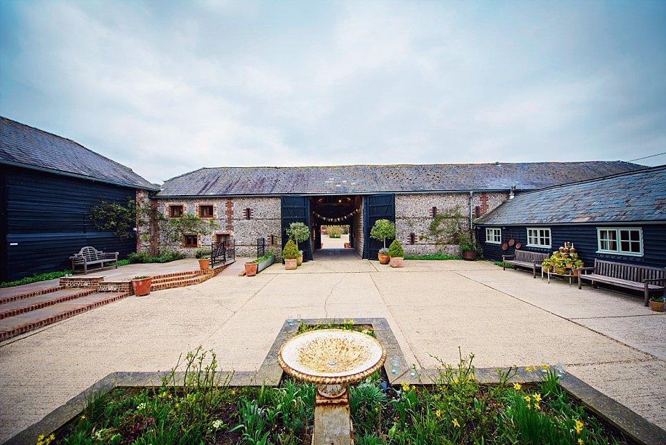 Petworth Wedding Photographer - Upwaltham Barns - GK Photography_0032