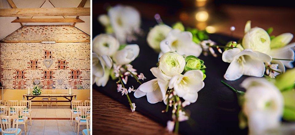 Petworth Wedding Photographer - Upwaltham Barns - GK Photography_0034