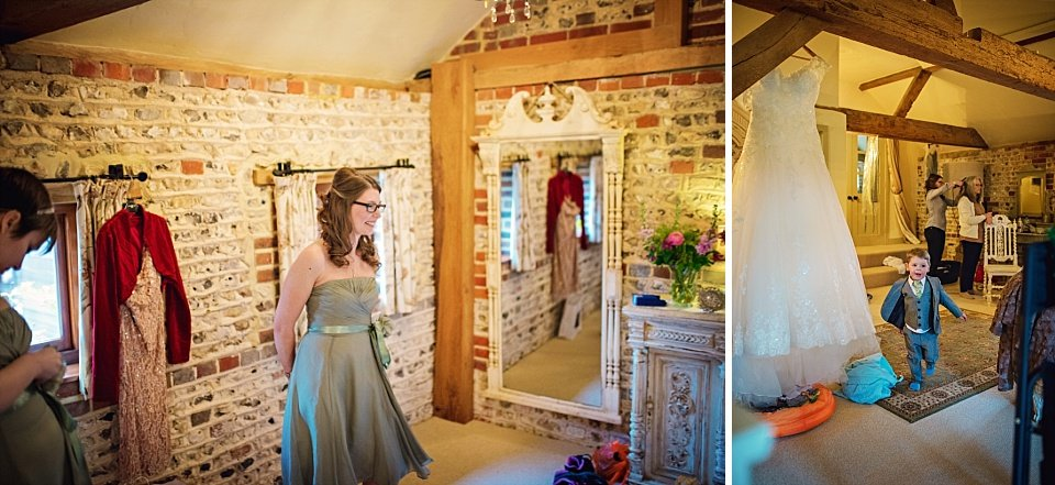 Petworth Wedding Photographer - Upwaltham Barns - GK Photography_0037