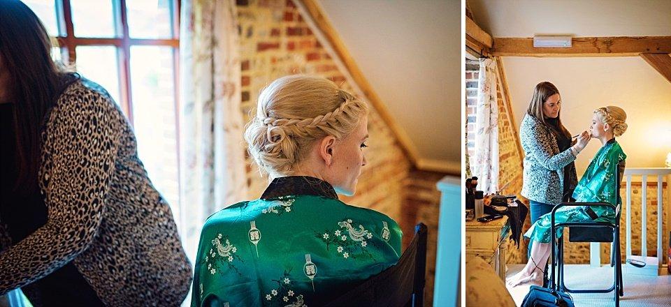Petworth Wedding Photographer - Upwaltham Barns - GK Photography_0040