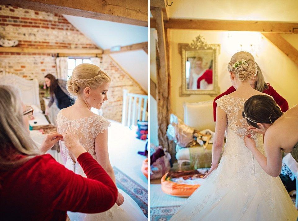 Petworth Wedding Photographer - Upwaltham Barns - GK Photography_0044