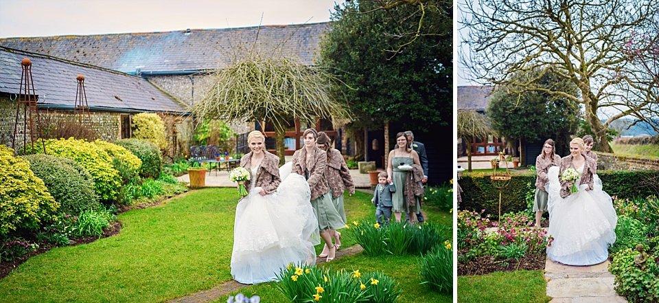 Petworth Wedding Photographer - Upwaltham Barns - GK Photography_0049