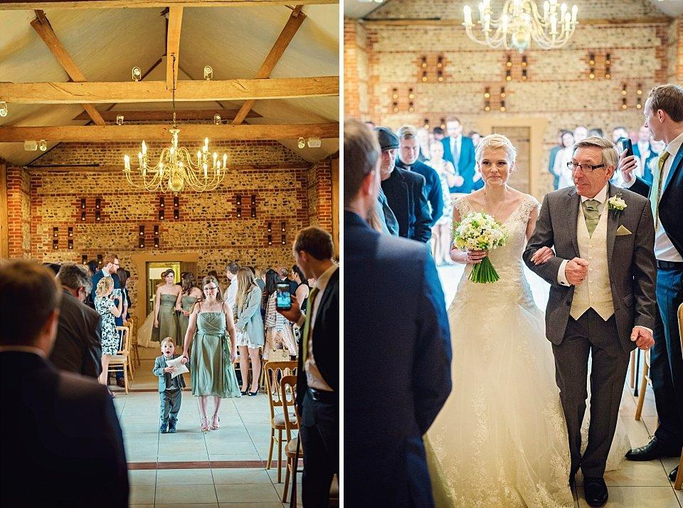 Petworth Wedding Photographer - Upwaltham Barns - GK Photography_0051