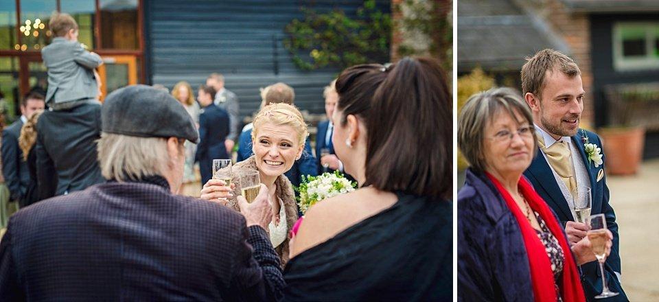 Petworth Wedding Photographer - Upwaltham Barns - GK Photography_0057