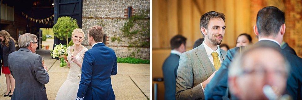 Petworth Wedding Photographer - Upwaltham Barns - GK Photography_0058