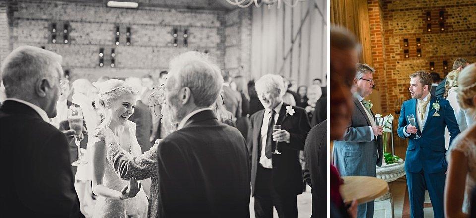 Petworth Wedding Photographer - Upwaltham Barns - GK Photography_0059