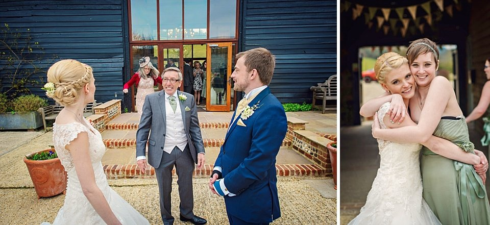 Petworth Wedding Photographer - Upwaltham Barns - GK Photography_0061