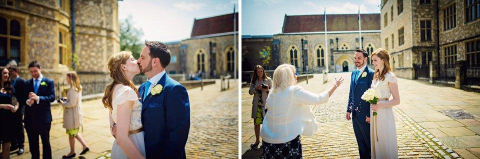 Winchester Registry Office Wedding Photographer - GK Photography-18