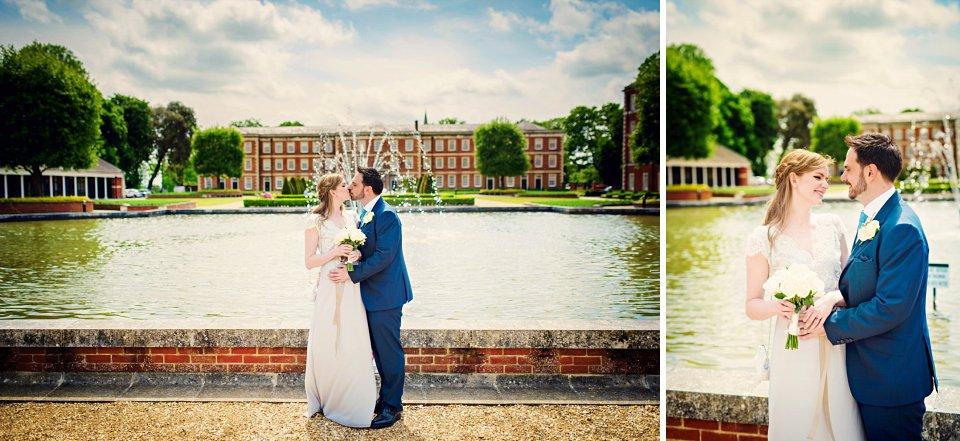 Winchester Registry Office Wedding Photographer - GK Photography-21
