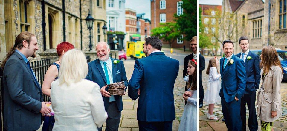 Winchester Registry Office Wedding Photographer - GK Photography-3