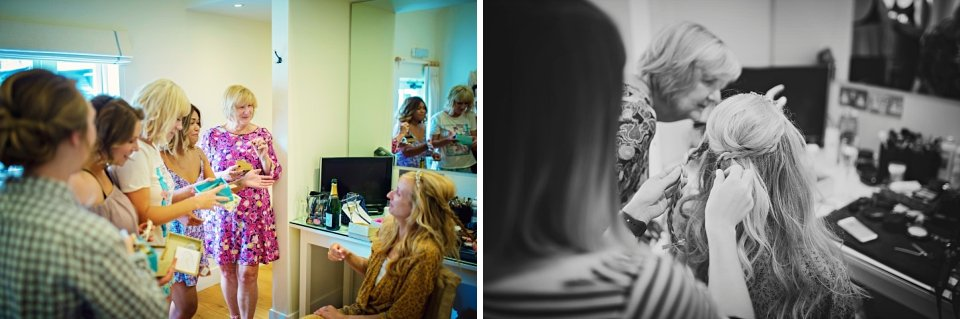 Farbridge Barn Wedding Photographer - GK Photography_0124