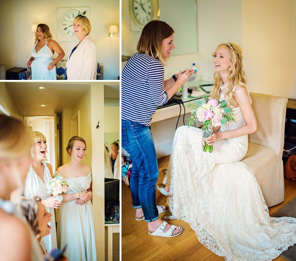 Farbridge Barn Wedding Photographer - GK Photography_0131