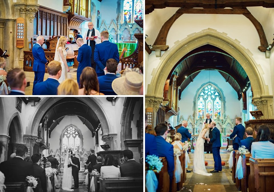 Farbridge Barn Wedding Photographer - GK Photography_0138