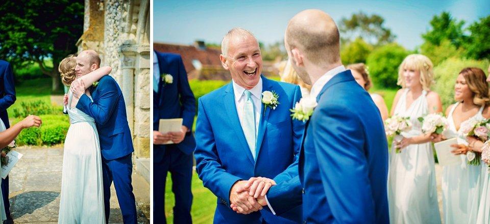 Farbridge Barn Wedding Photographer - GK Photography_0140