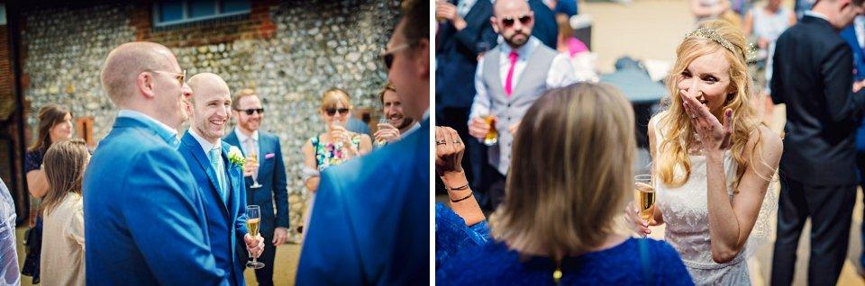 Farbridge Barn Wedding Photographer - GK Photography_0147