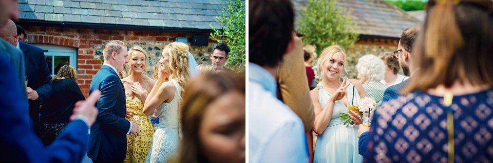Farbridge Barn Wedding Photographer - GK Photography_0148