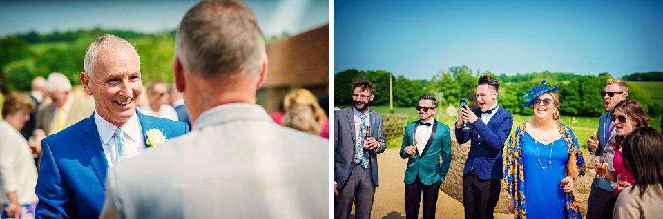 Farbridge Barn Wedding Photographer - GK Photography_0150