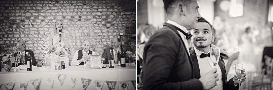 Farbridge Barn Wedding Photographer - GK Photography_0165