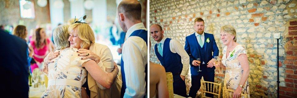 Farbridge Barn Wedding Photographer - GK Photography_0168