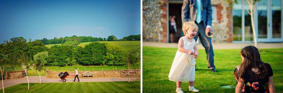 Farbridge Barn Wedding Photographer - GK Photography_0169
