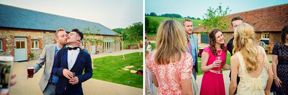Farbridge Barn Wedding Photographer - GK Photography_0179