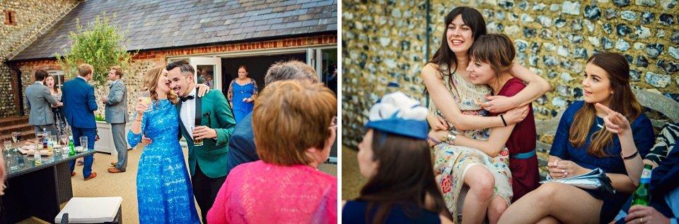 Farbridge Barn Wedding Photographer - GK Photography_0180